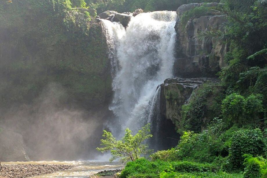 Tegenungan Waterfall Bali Attraction