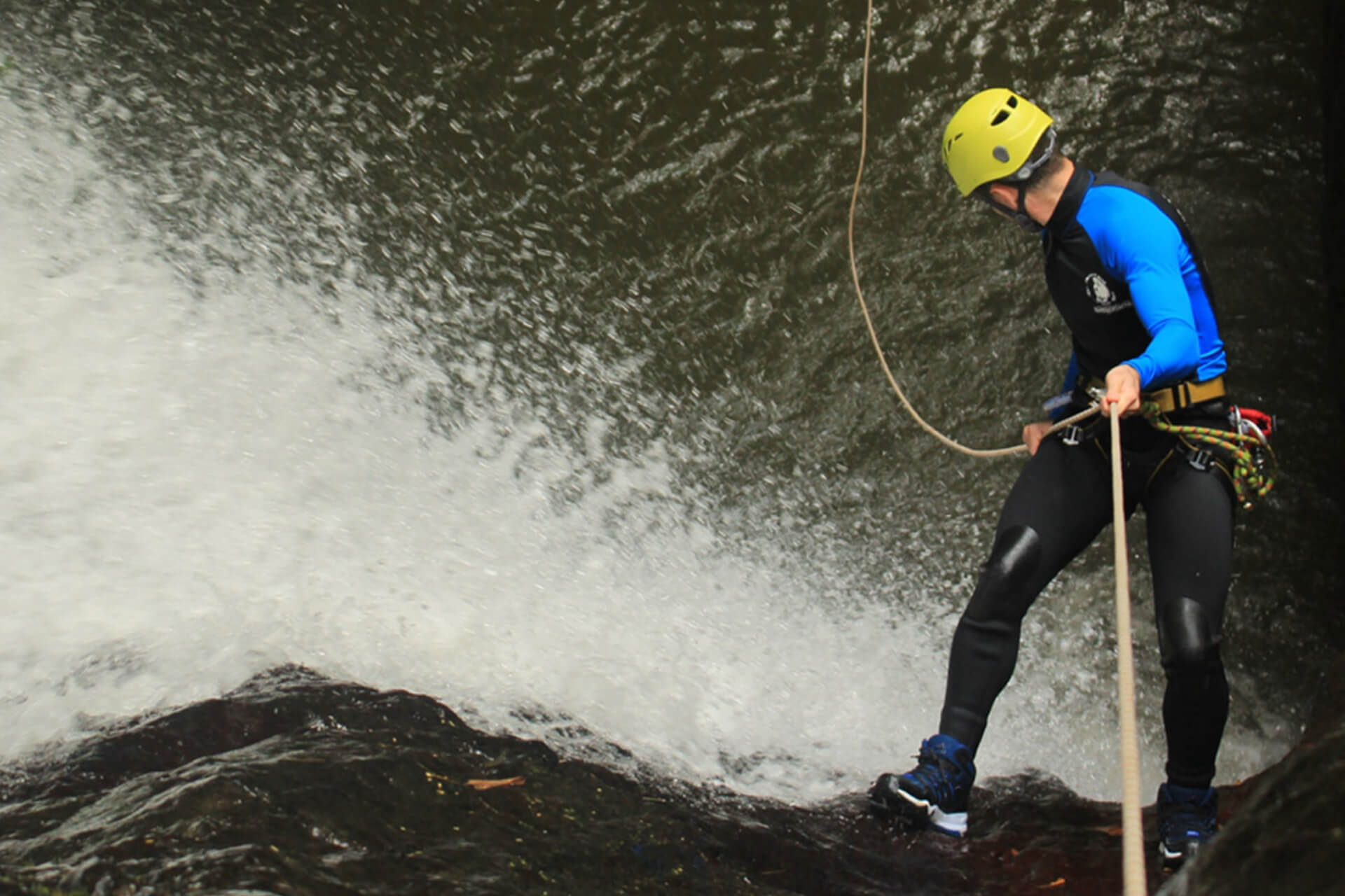 Canyoning at The Tukad Campuhan