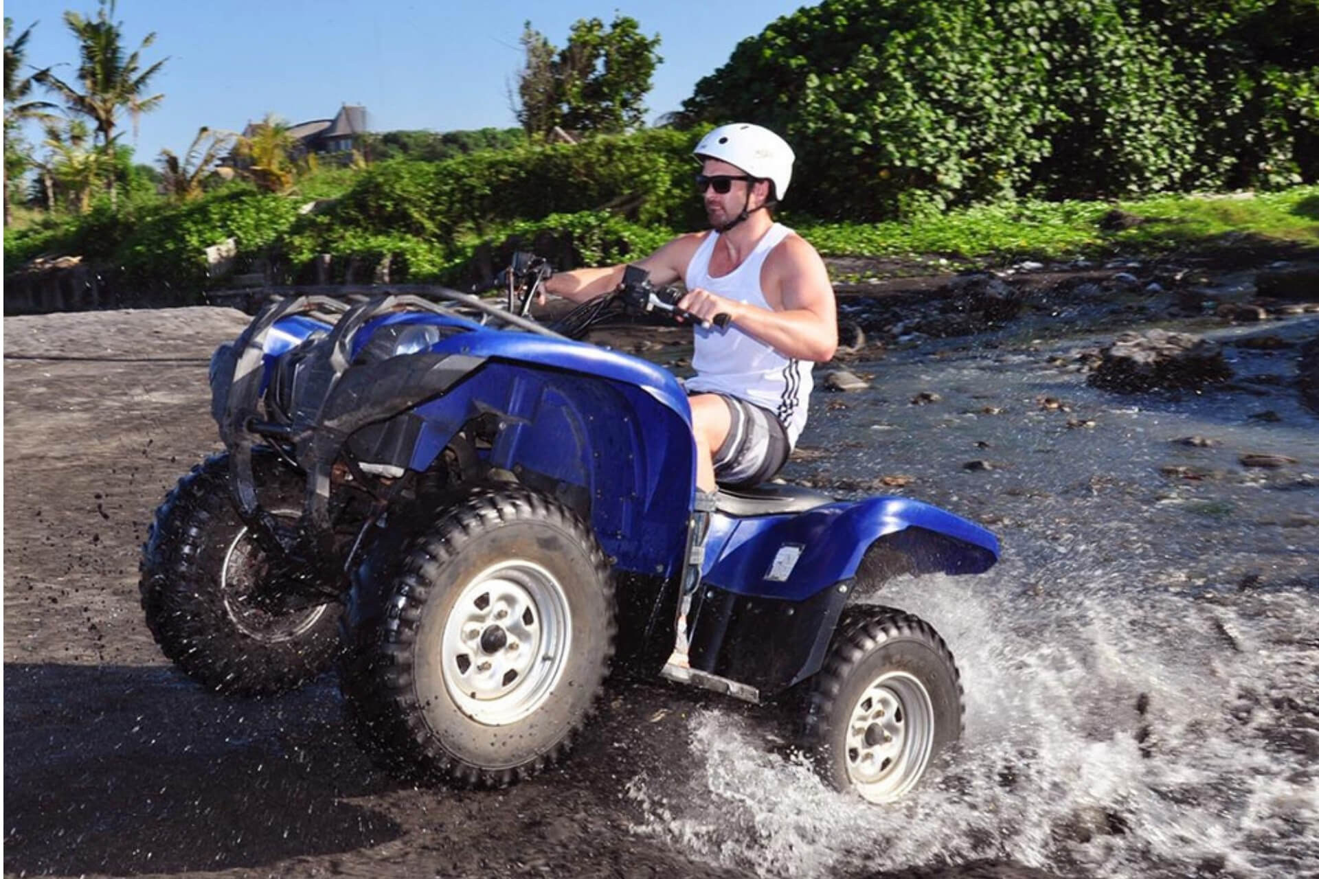 Aussie Bali ATV Ride on the Beach