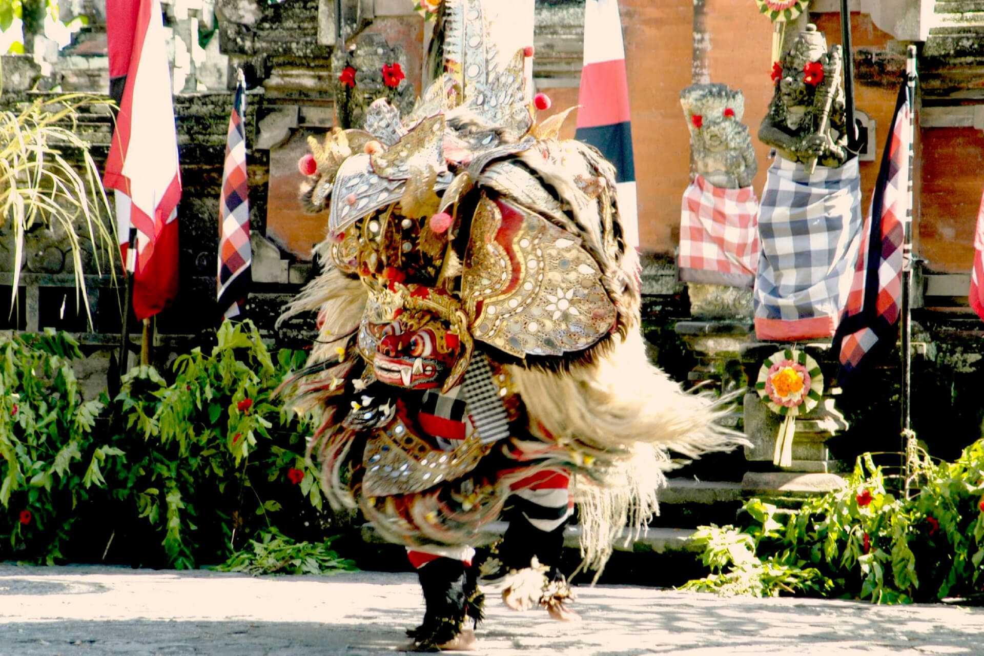 Barong and Keris Dance Batubulan Performances