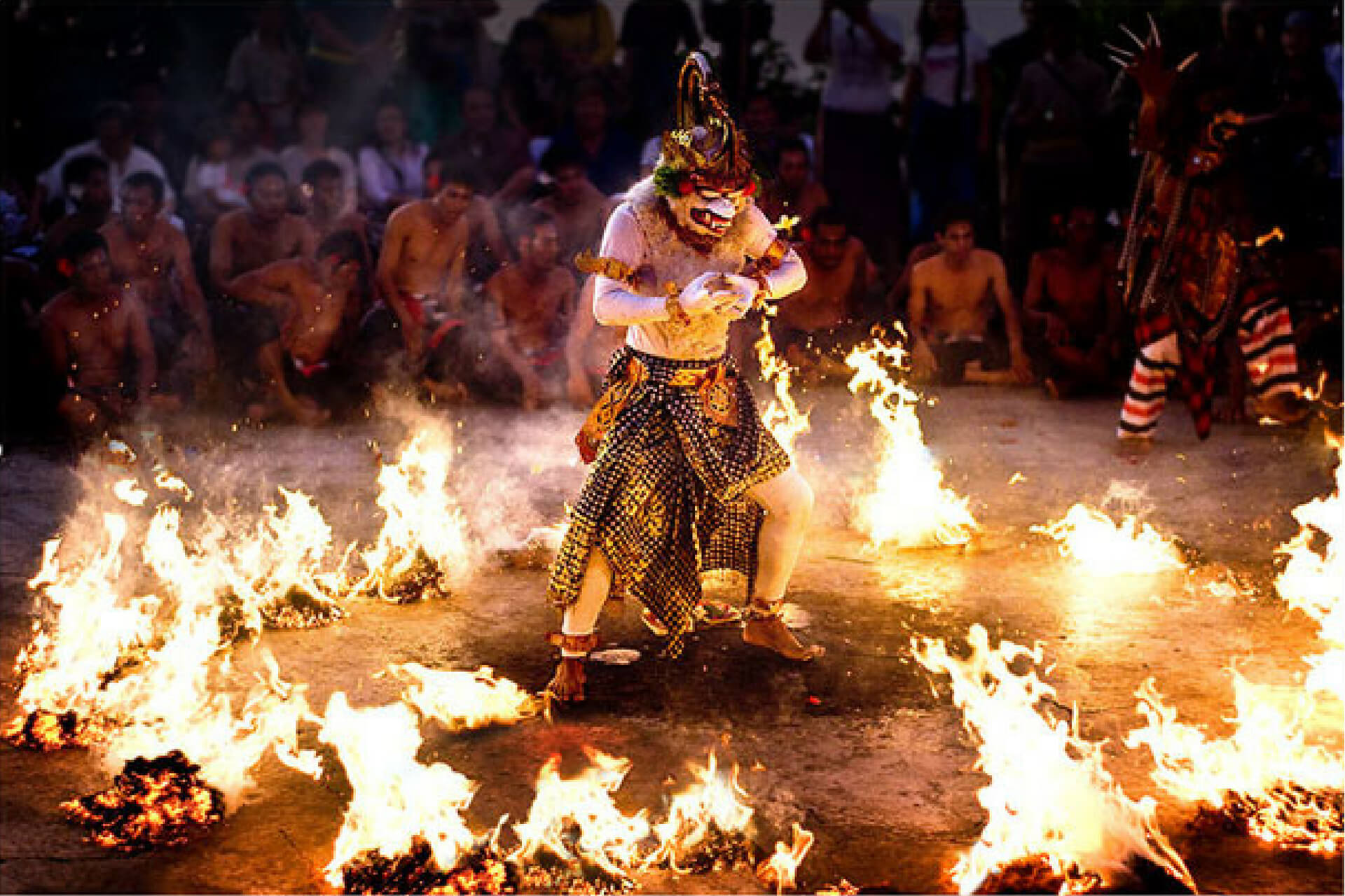 Kecak Dance Uluwatu Performances