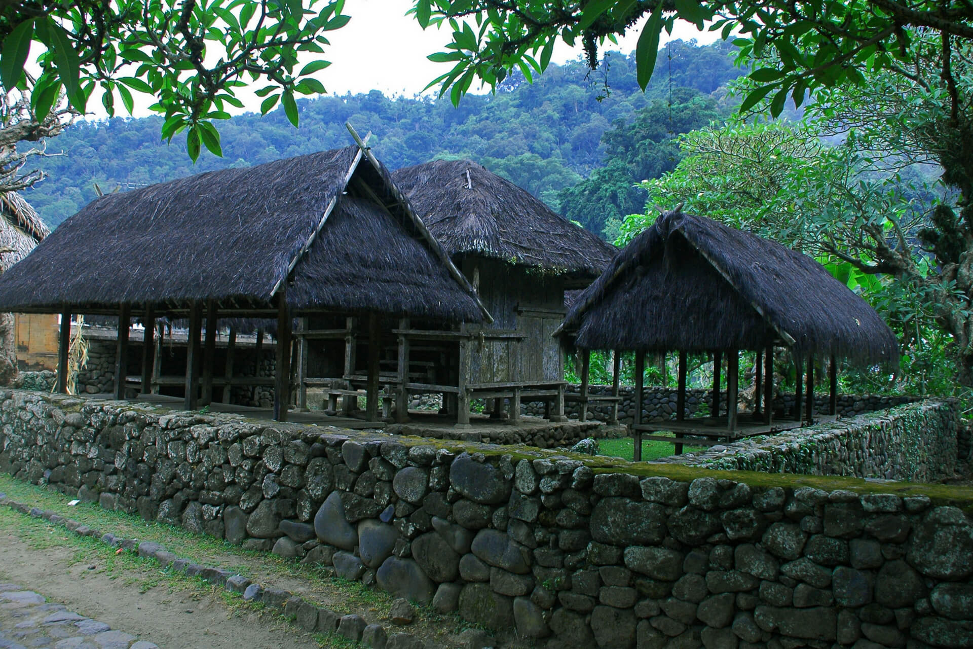 Tenganan Traditional Village