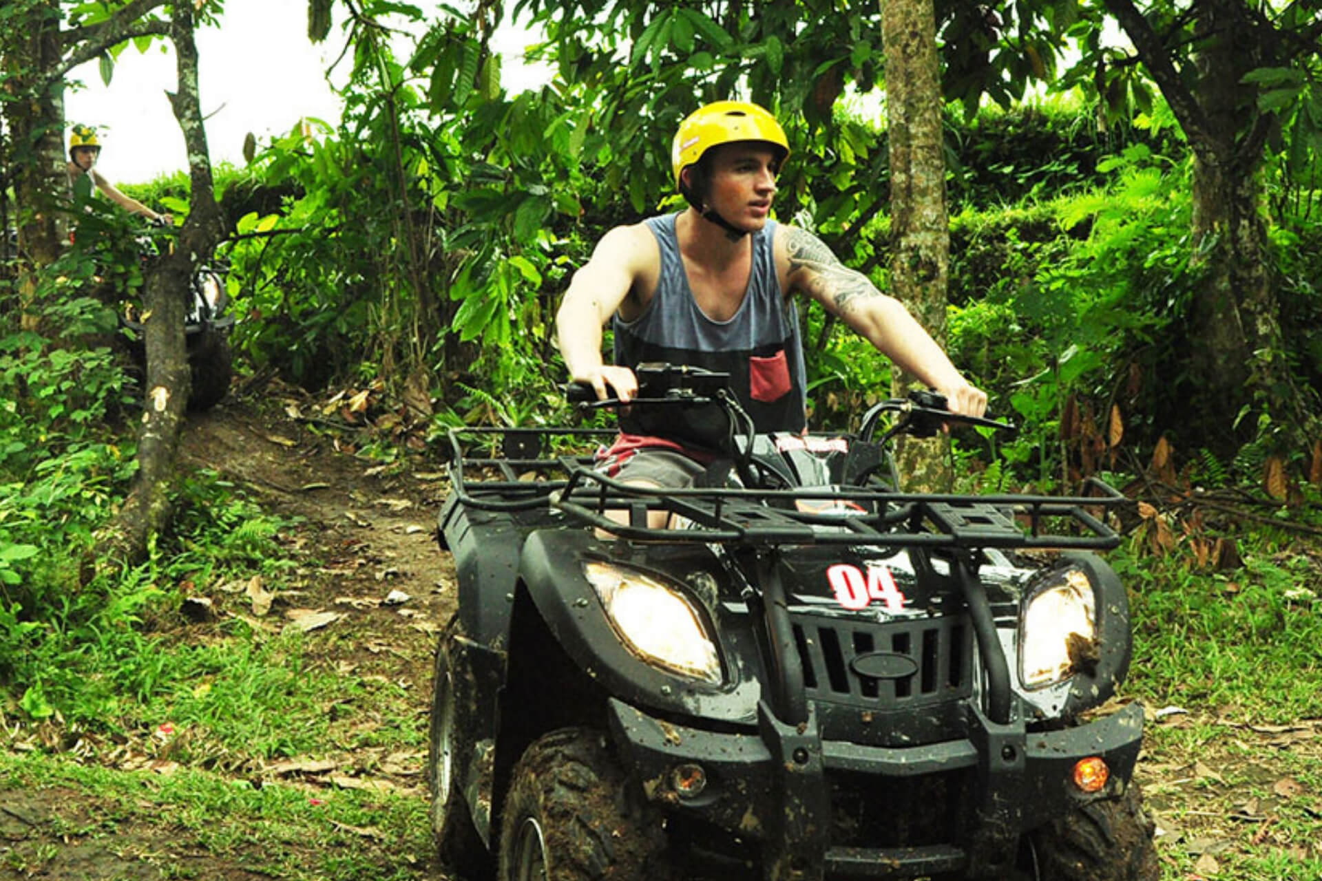 Pertiwi Quad ATV Adventure Ride